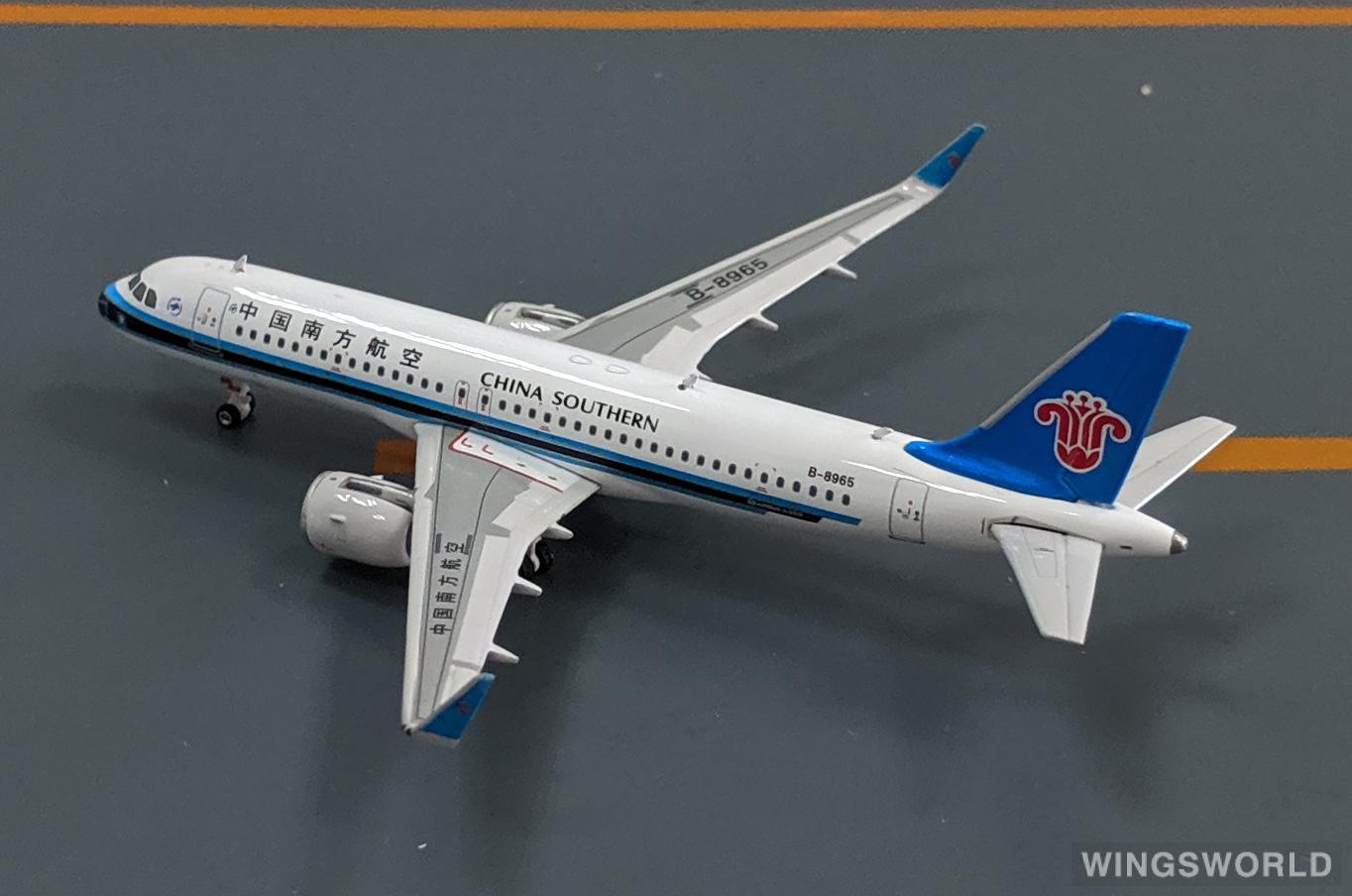 Phoenix 1:400 PH11402 China Southern 中国南方航空 Airbus A320 B-8965