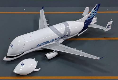 Airbus 空中客车 Airbus A330-700L Beluga XL F-WBXS  LH4147 JC Wings 1:400