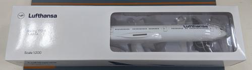 Lufthansa 汉莎航空 Boeing 777-9 D-ABTA  LW200DLH010 Hogan 1:200