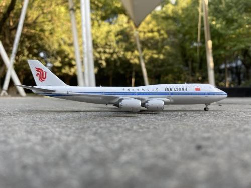 Air China 中国国际航空 Boeing 747-8 B-2479  PH11424 Phoenix 1:400