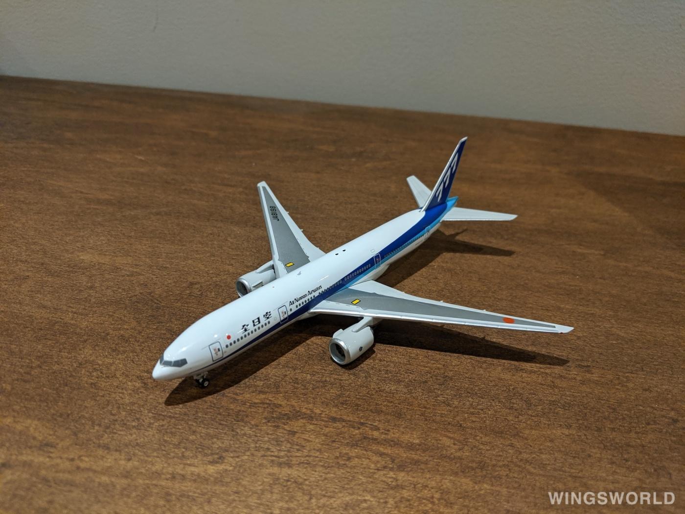 Phoenix 1:400 PH04262 ANA 全日空 Boeing 777-200 JA8198