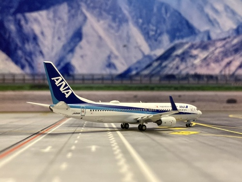 ANA 全日空 Boeing 737-800 JA81AN  NG58029 Ngmodel 1:400