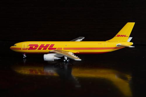 DHL 敦豪 Airbus A300B4/B2 OO-DLW  561976 Herpa 1:400