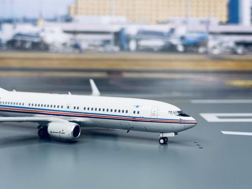 PLAAF 中国空军 Boeing 737-800 B-4081  NG58057 Ngmodel 1:400