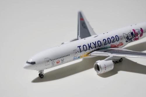 Japan Airlines 日本航空 Boeing 777-200 JA773J 东京奥运 PH04275 Phoenix 1:400