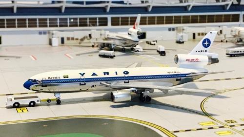 VARIG 里约格朗德航空 McDonnell Douglas DC-10 PP-VMA  ACPPVMA AeroClassics 1:400