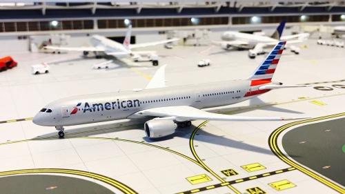 American Airlines 美国航空 Boeing 787-9 N820AL  GJAAL1603 Geminijets 1:400