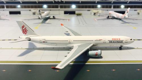 Dragonair 港龙航空 Airbus A330-300 B-HLL  SKY-060 Skywings 1:400