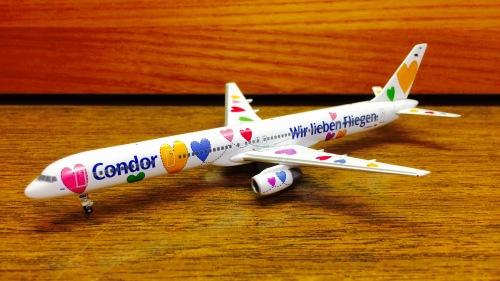 Condor 神鹰航空 Boeing 757-300 D-ABON