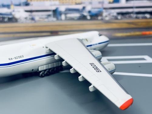 Aeroflot 俄罗斯航空 Antonov An-124 RA-82069  GJAFL839 Geminijets 1:400