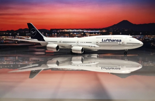 Lufthansa 汉莎航空 Boeing 747-8 D-ABYC  GJDLH1779 Geminijets 1:400