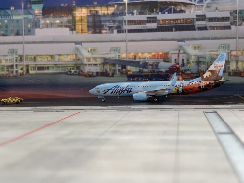 Alaska Airlines 阿拉斯加航空 Boeing 737-800 N570AS  PH04060 Phoenix 1:400