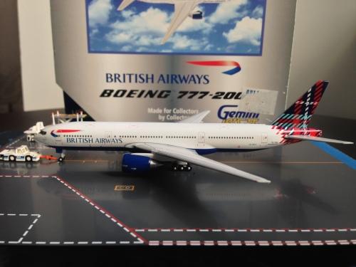 British Airways 英国航空 Boeing 777-200 G-VIIJ