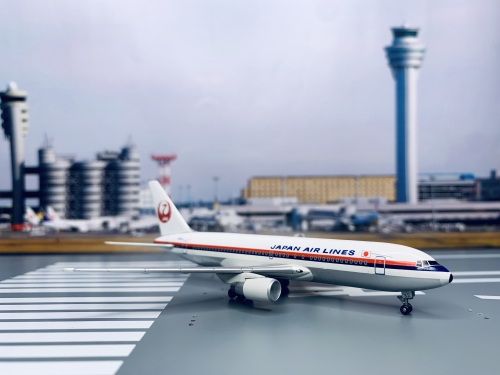 Japan Airlines 日本航空 Boeing 767-200 JA8231  55298 Dragon Models 1:400