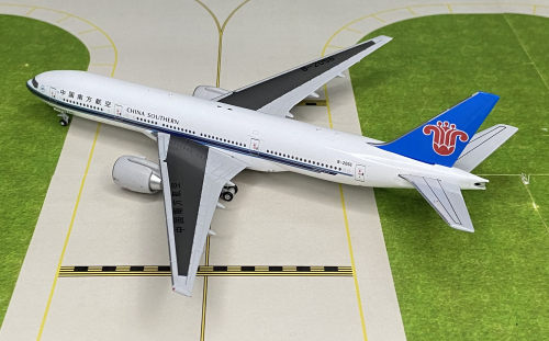 China Southern 中国南方航空 Boeing 777-200 B-2056  XX4039 JC Wings 1:400