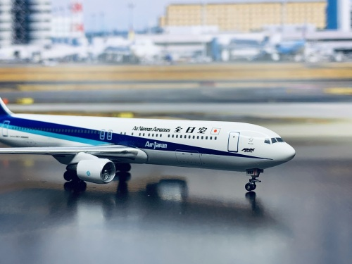 ANA 全日空 Boeing 767-300 JA8362  JM76706 BlueAngle 1:400