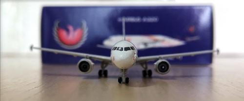 THAI Smile 泰国微笑航空 Airbus A320 HS-TXC  PH11529 Phoenix 1:400