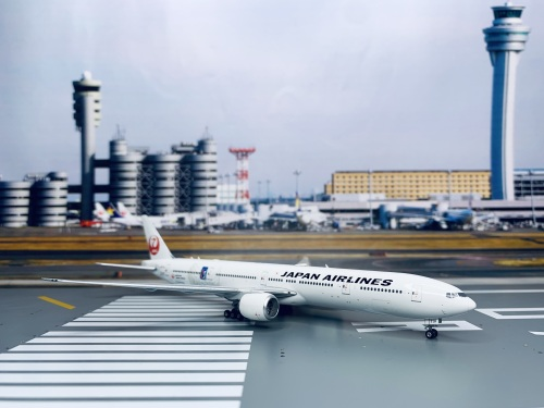 Japan Airlines 日本航空 Boeing 777-300ER JA731J  PH04183 Phoenix 1:400