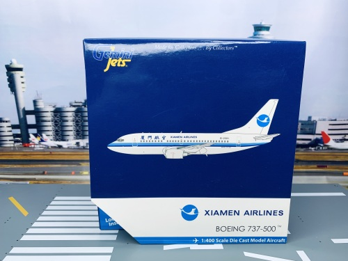 XiamenAir 厦门航空 Boeing 737-500 B-2591  GJCXA1671 Geminijets 1:400