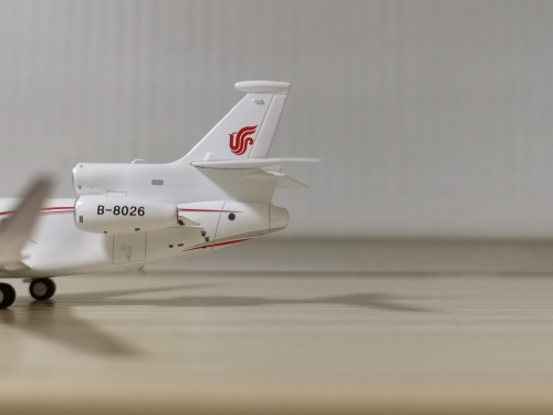 Air China 中国国际航空 Dassault Falcon 7X B-8026  NG71002 Ngmodel 1:200