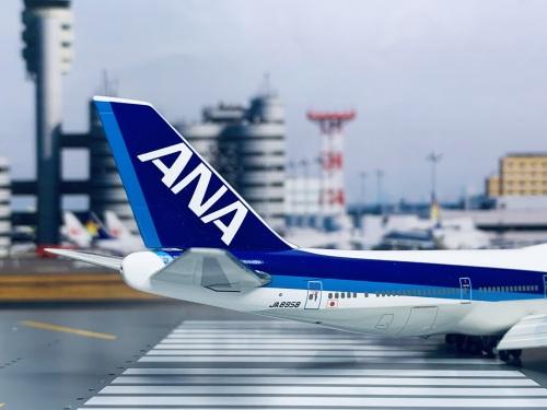 ANA 全日空 Boeing 747-400 JA8958  NH40059 Hogan 1:400