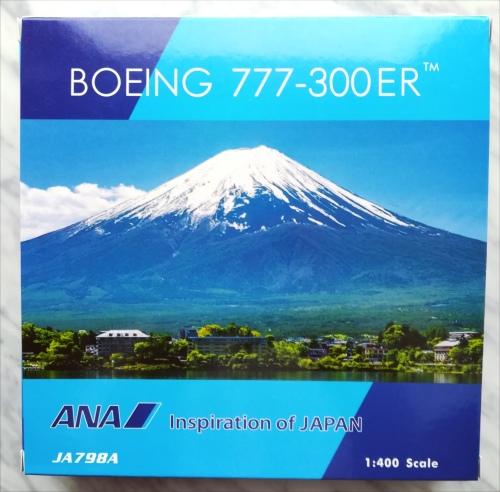 ANA 全日空 Boeing 777-300ER JA798A  PH04327 Phoenix 1:400