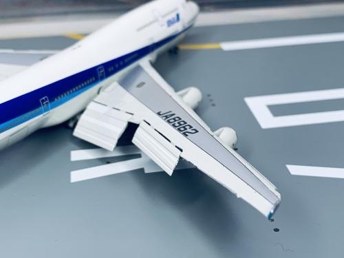 ANA 全日空 Boeing 747-400 JA8962  NH40045 Hogan 1:400