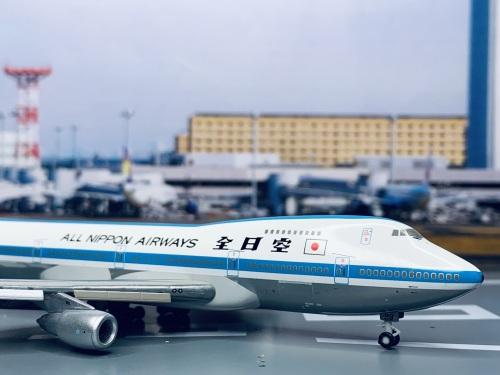 ANA 全日空 Boeing 747-100 JA8133  NH40050 Hogan 1:400