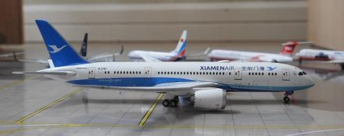 XiamenAir 厦门航空 Boeing 787-8 B-2760  XX4385 JC Wings 1:400