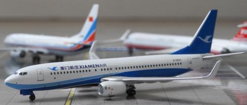 XiamenAir 厦门航空 Boeing 737-800 B-5653  WT4738005 Witty 1:400