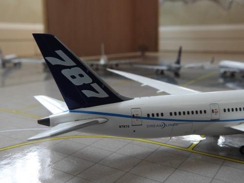 Boeing 波音公司 Boeing 787-8 N7874  PH11383 Phoenix 1:400