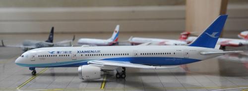 XiamenAir 厦门航空 Boeing 787-9 B-1566 金砖梦想号 PH11343 Phoenix 1:400