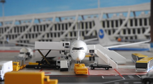 Airbus 空中客车 Airbus A350-900 F-WWCF  AV4010 Aviation400 1:400