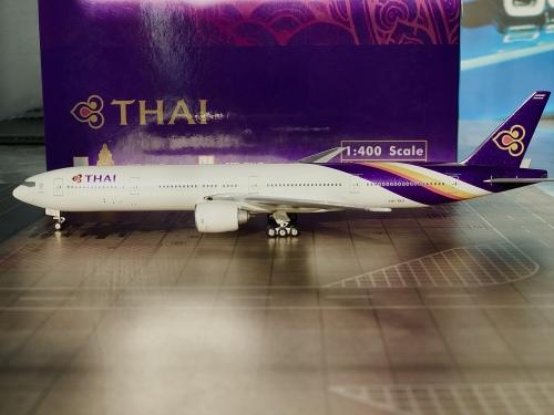 Thai Airways 泰国国际航空 Boeing 777-300 HS-TKD  PH10331B Phoenix 1:400
