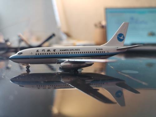 XiamenAir 厦门航空 Boeing 737-200 B-2516  AC18097 AeroClassics 1:400