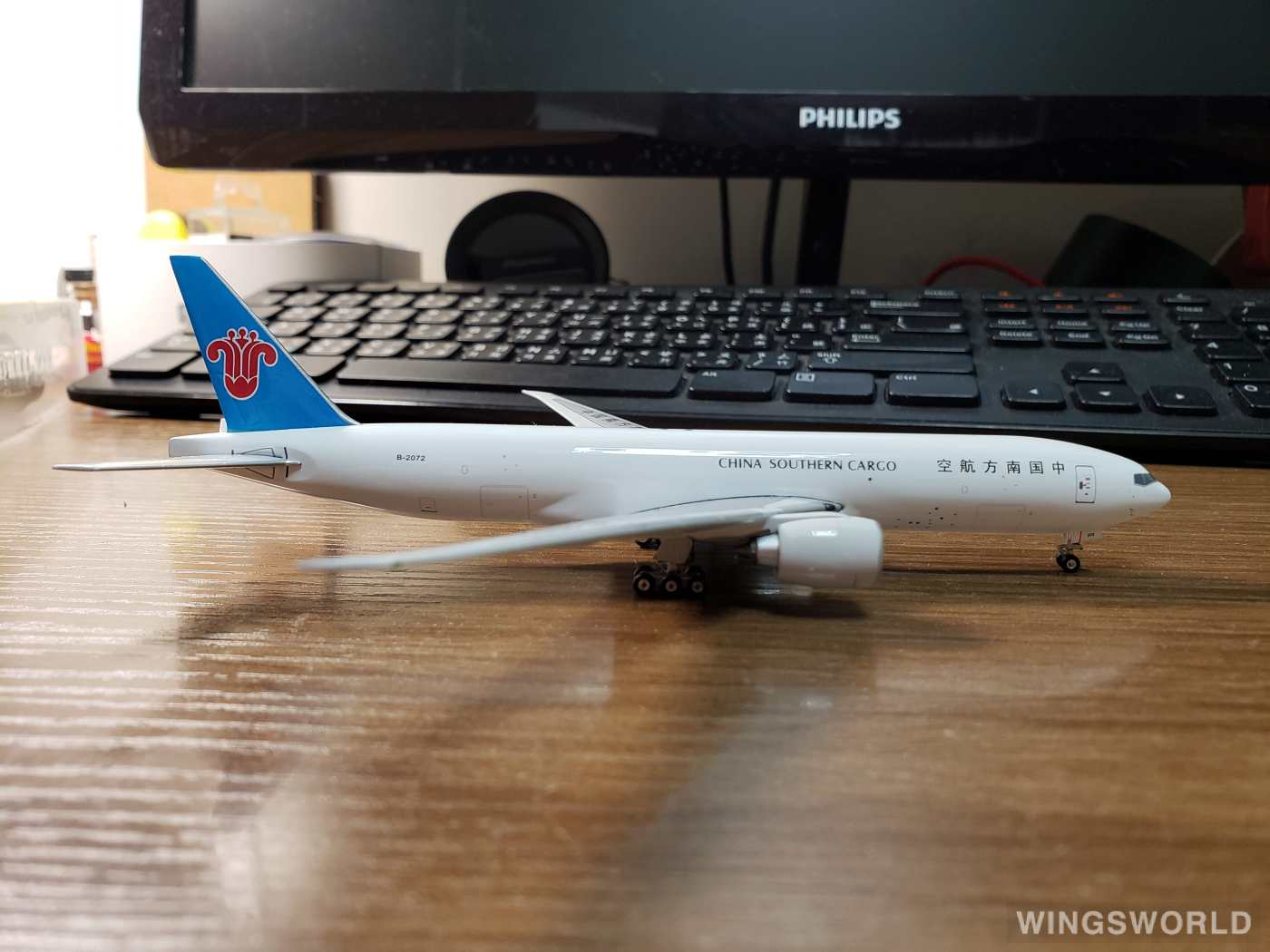 Phoenix 1:400 PH10320B China Southern 中国南方航空 Boeing 777-200 B-2072