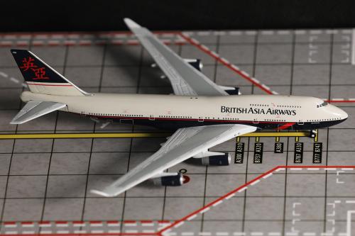 British Airways 英国航空 Boeing 747-400 G-CIVA  GJBAW1593 Geminijets 1:400