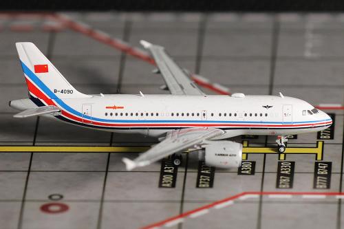 PLAAF 中国空军 Airbus A319 B-4090  LH4121 JC Wings 1:400