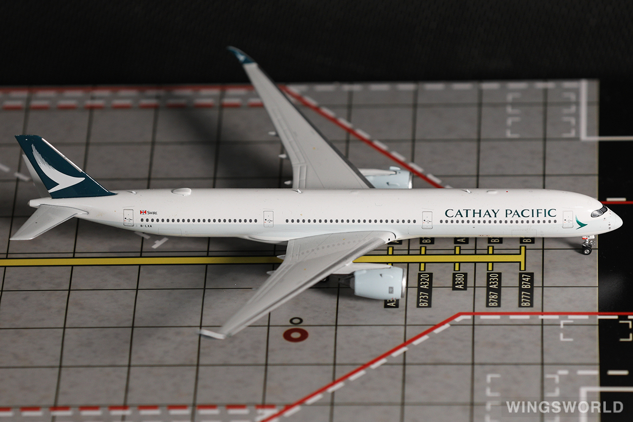 Phoenix 1:400 PH04198 Cathay Pacific 国泰航空 Airbus A350-1000 B-LXA