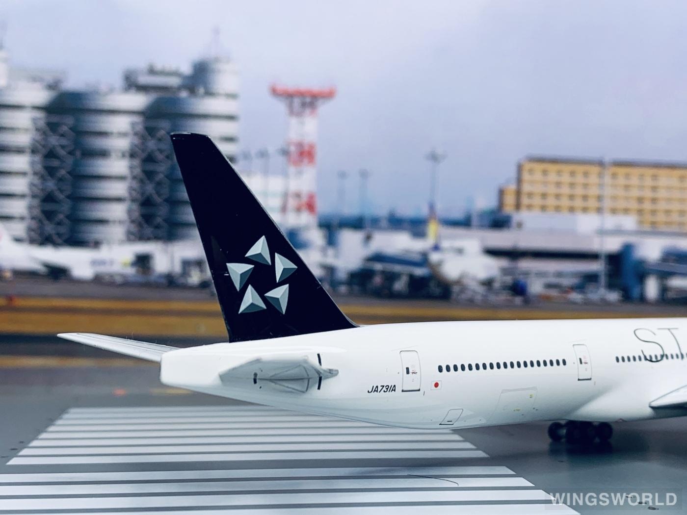 Phoenix 1:400 PH10381 ANA 全日空 Boeing 777-300 JA731A