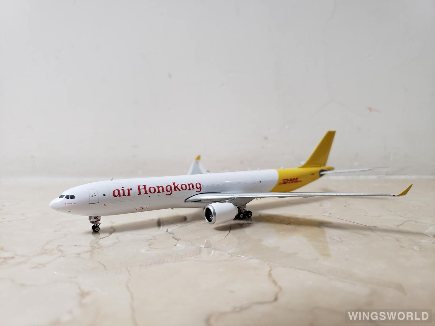 Phoenix 1:400 PH04335 Air Hong Kong 香港华民航空 Airbus A330-300 B-LDO