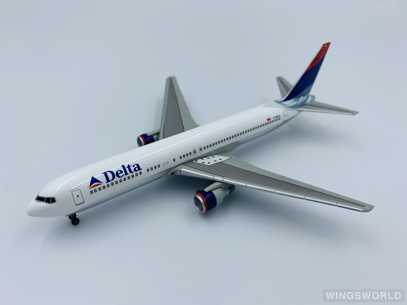 Dragon Models 1:400 55214 Delta Air Lines 达美航空 Boeing 767-300 N189DN