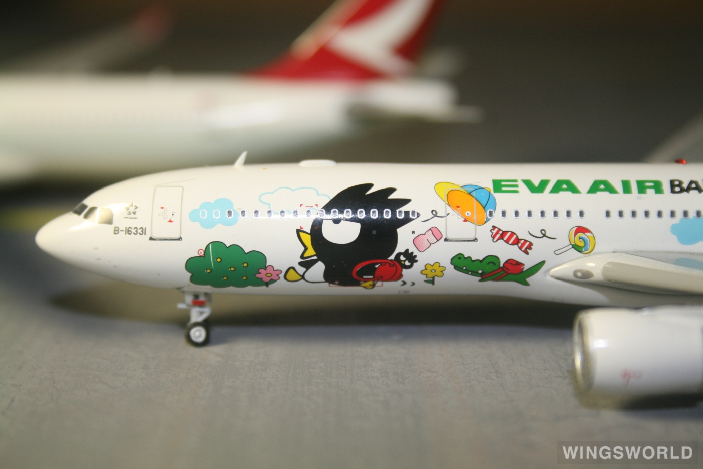 Aviation400 1:400 AV4333002 EVA Air 长荣航空 Airbus A330-300 B-16331
