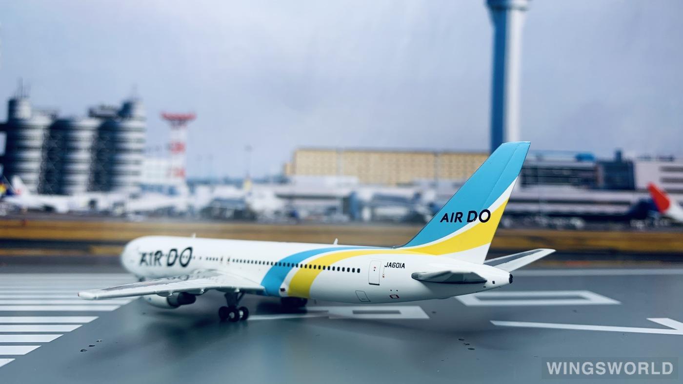 Geminijets 1:400 GJADO1370 Air Do 北海道国际航空 Boeing 767-300 JA601A