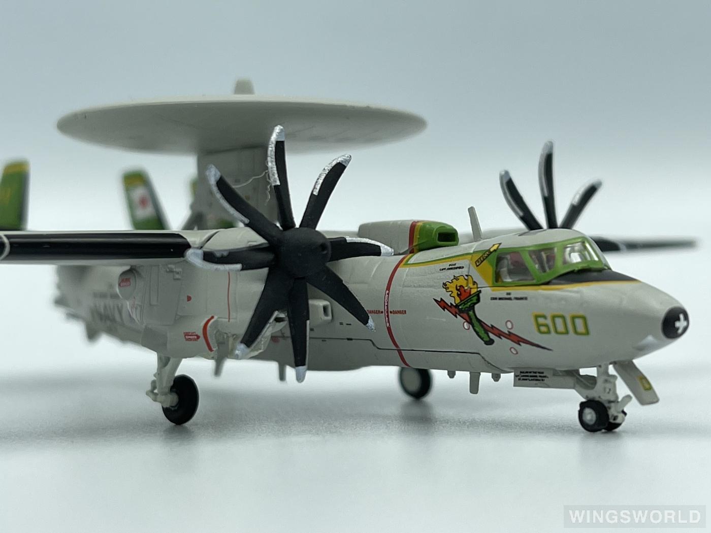 Gulliver 1:200 WA22114 U.S. Navy 美国海军 Northrop Grumman E-2 166505