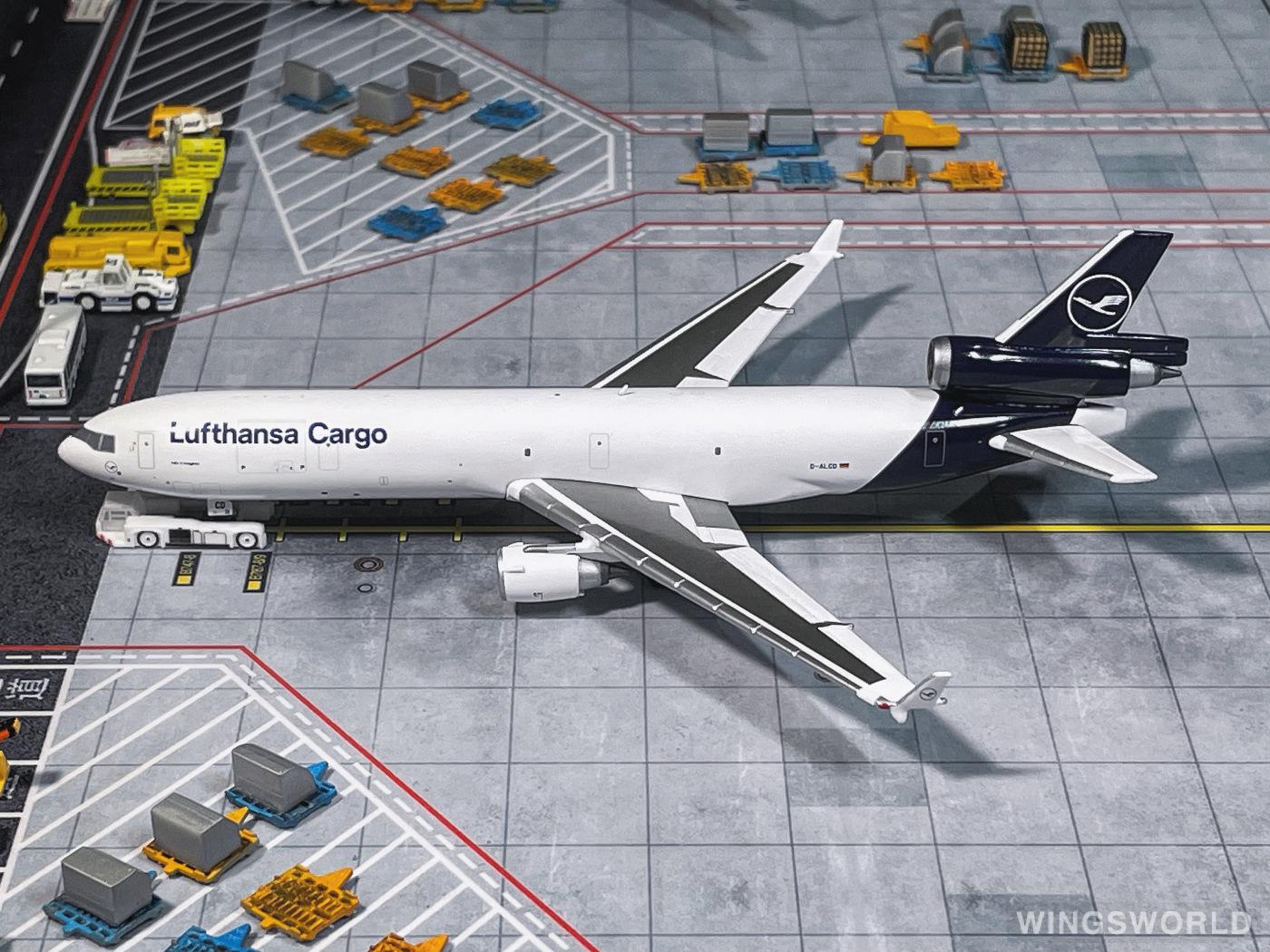 Geminijets 1:400 GJDLH1940 Lufthansa 汉莎航空 McDonnell Douglas MD-11 D-ALCD