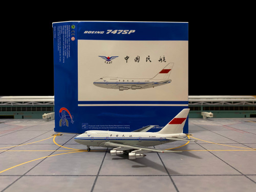 CAAC 中国民航 Boeing 747SP B-2442  KD4081 JC Wings 1:400