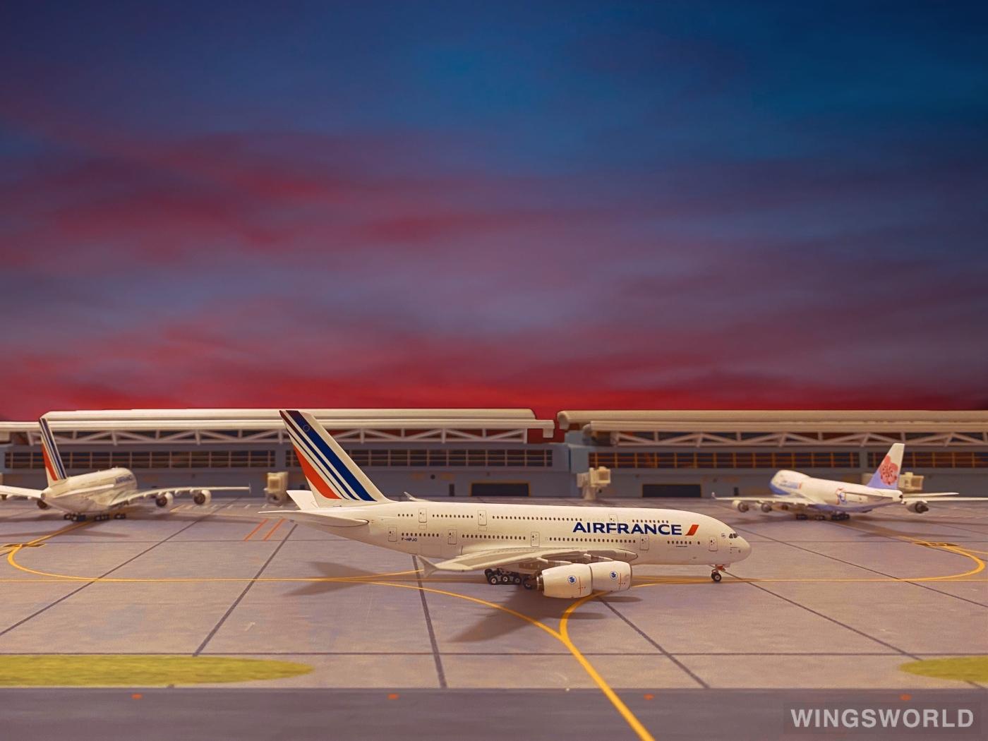 Phoenix 1:400 PH10776 Air France 法国航空 Airbus A380-800 F-HPJH