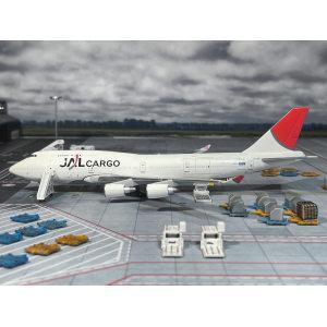 Japan Airlines 日本航空 Boeing 747-400 JA8902  BB4-2006-1 Big Bird 1:400