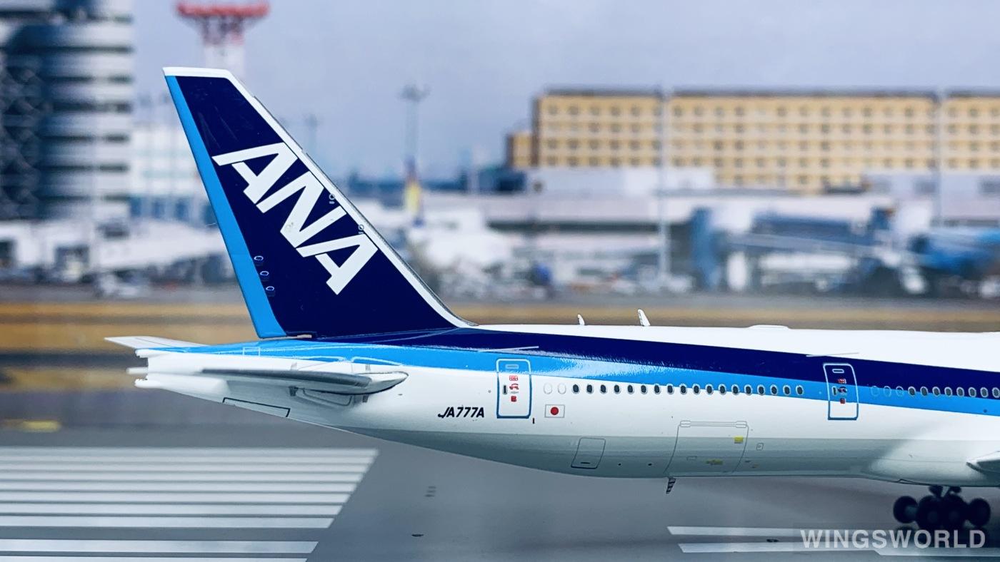 Aviation400 1:400 AV4093 ANA 全日空 Boeing 777-300ER JA777A